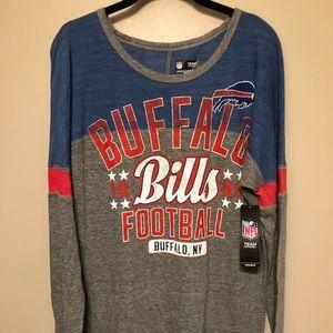 Buffalo Bills Long Sleeve SMALL New